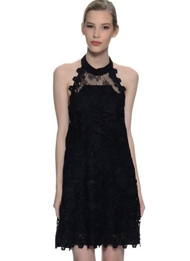 Fashion Elbise Siyah